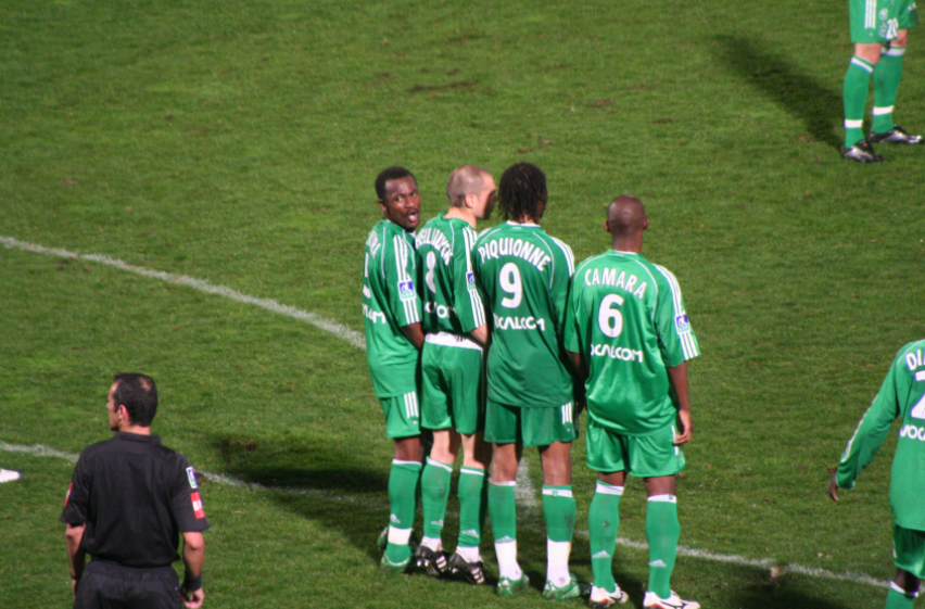 AS Saint-Etienne Ligue 1