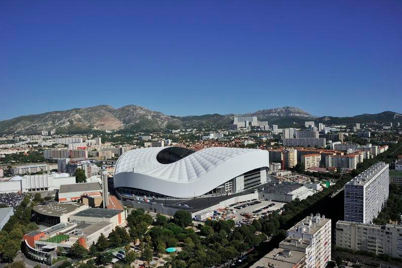 Marseille-Paris Saint-Germain netissä